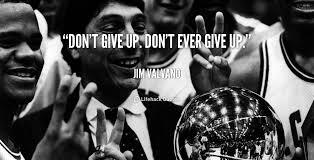 Jim Valvano Quotes Adorable Jimmy Valvano Quotes Poster On QuotesTopics