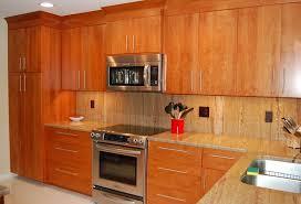 modern kitchen cabinets cherry. Modern Natural Cherry Kitchen Cabinets