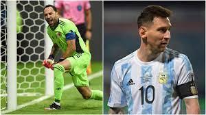 Copa America 2021: Argentina vs ...