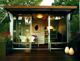 shed office plans. Backyard Office Prefab Outstanding Solution From Decorating Home Shed Plans