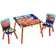 lightning mcqueen cars table and chairs view larger photo