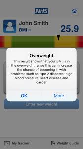 Nhs Child Weight Chart Nhs Bmi Calculator By Antbits Ltd