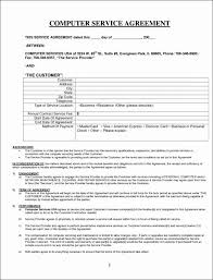51 New Customer Service Agreement Template – Template Free