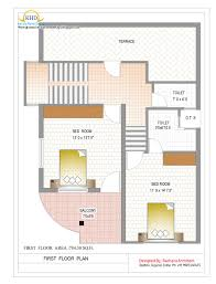 duplex home plans indian style luxury home plan 1000 sq feet 1000 sf house plans or
