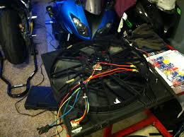 mark viii fan wiring issues mustang forums at stangnet i have my mark viii fan derale 16749 controller and a bosch 75 amp relay and new canton overflow bottle anyone have and detailed wiring diagrams so i