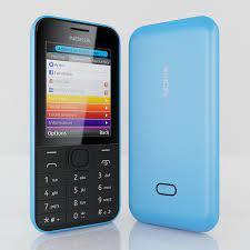 Nokia 207 3D Model $39 - .max .obj .fbx ...