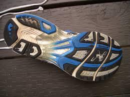 Running Shoe Wear Pattern Adorable My Running Shoes Wear Pattern QuickSilver's Marathon Diaries
