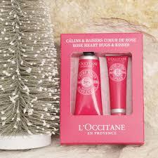 holiday 2016 l occitane rose heart hugs kisses