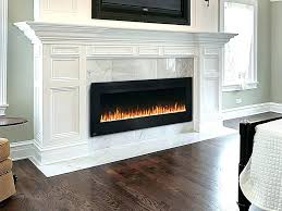 thin electric fireplace thin wall mount electric fireplace napoleon allure wall hanging electric fireplace real flame