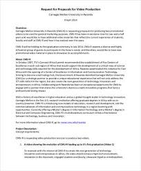 New Project Proposal Template Free 52 Project Proposal Examples In Pdf Word Pages