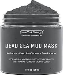dead sea mud mask for face body 100 natural spa quality best