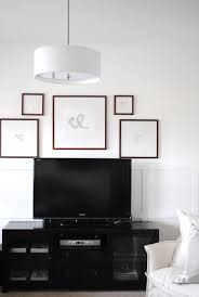 Framing A Tv 75 Best Home Hide The Tv Images On Pinterest Hide Tv Home And