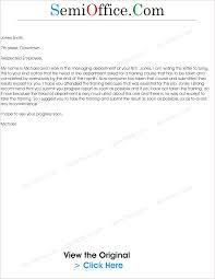 Sample Certification Letter Free Sample Letters 30 Appraisal Letters