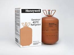 Honeywell Refrigerants Gas Genetron R407c 11 3kgs