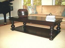 turned leg coffee table turned leg coffee table living room black turned leg coffee table