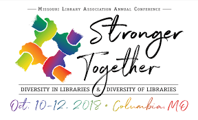 Mla 10 2018 Mla Annual Conference Missouri Library Association