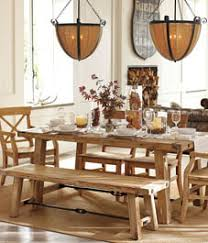 garden style dining room with couch
