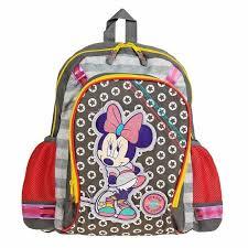 1158319 <b>Рюкзак</b> школьный эргономичная спинка <b>Disney Minnie</b> ...