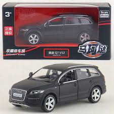 Find information about audi a4, audi a5, audi a6, audi a8, audi q3, audi q5. Rmz City 1 36 Scale Diecast Toy Car Model Audi Q7 Suv Sport Diecast Metal Pull Back Educational Collection Gift For Kid Box Diecasts Toy Vehicles Aliexpress