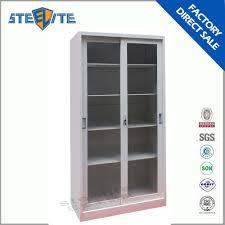 Glass Door Cabinet Great Metal Glass Door Cabinet 43 In With Metal Glass Door Cabinet