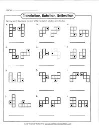 Transformations Insert Clever Math Pun Here Translation Worksheets ...