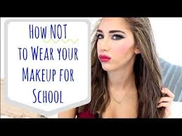 how not to do your makeup for brightebeauties