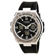 casio g shock mens analog digital watch gsts110 1a image is loading casio g shock mens analog digital watch gsts110