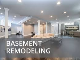 Finish Basement Design Enchanting Basement Remodeling Home Remodeling Contractors Sebring Design Build