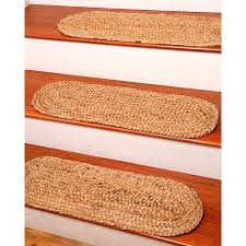 awesome braided rug stair treads for hand braided by artisan rug makers these imported stair