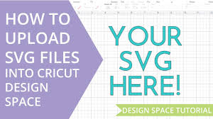 How To Upload To Cricut Design Space How To Upload A Svg File In Cricut Design Space
