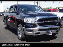 New 2019 Ram 1500 Big Horn/Lone Star 4D Crew Cab in Bloomington ...