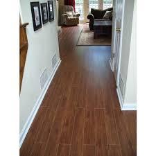 lamton laminate flooring narrow board collection burlington oak 10074932 room view 4