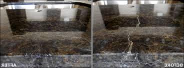 granite countertops queens ny impressive countertop repair before