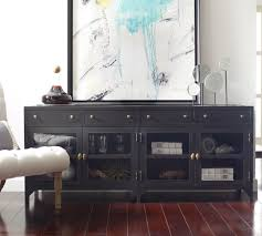 Image of: Shadow Metal Media Console