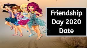 Friendship Day Date 2020 - When is ...