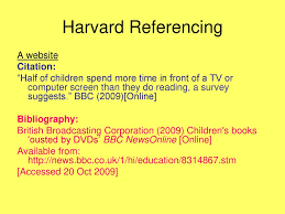 Harvard Referencing Or How To Avoid Plagiarism Ppt Download