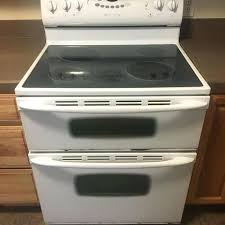 luxury double oven gas with additional cover pertaining to popular home electric stove decor maytag heating