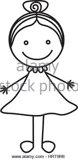 Girls Face Silhouette At Getdrawingscom Free For Personal Use