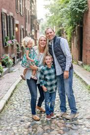 What To Wear For Family Photos Boston Family