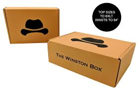 Homepage The Winston Box
