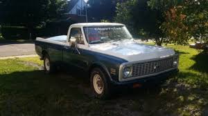 Purchase used 1972 C20 CHEVROLET PICKUP TRUCK MANUAL TRANSMISSION in ...