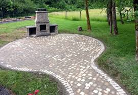 paver patio with gas fire pit. Full Size Of Cost To Build Patio And Firepit Paver Gas Fire Pit In Northwest With T