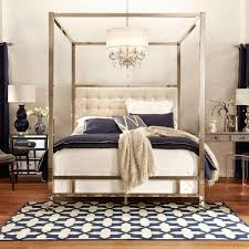 Homemade Mirrored Canopy Bed Sourcelysis