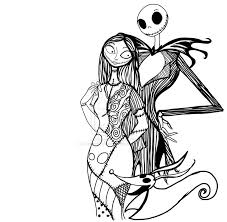 Nightmare Before Christmas Halloween Coloring Pages – Halloween Wizard