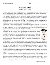Fourth Grade Reading Comprehension Worksheets   Page 5 of 7   Have ...