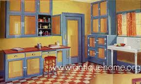 1930s kitchen design. Brilliant 1930s 1930 Kitchen  By Daily Bungalow Intended 1930s Design