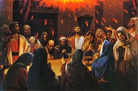 Resultado de imagem para descida do espírito santo no pentecostes-fotos