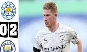 SPORTS VIDEO: Leicester City vs Manchester City 0-2 Goal Highlights  3/4/2021 [New Sports Hightlight] » Naijacrawl