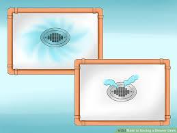 image titled unclog a shower drain step 1