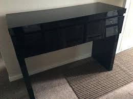 black gloss console table black gloss console table tiffany black high gloss led console table